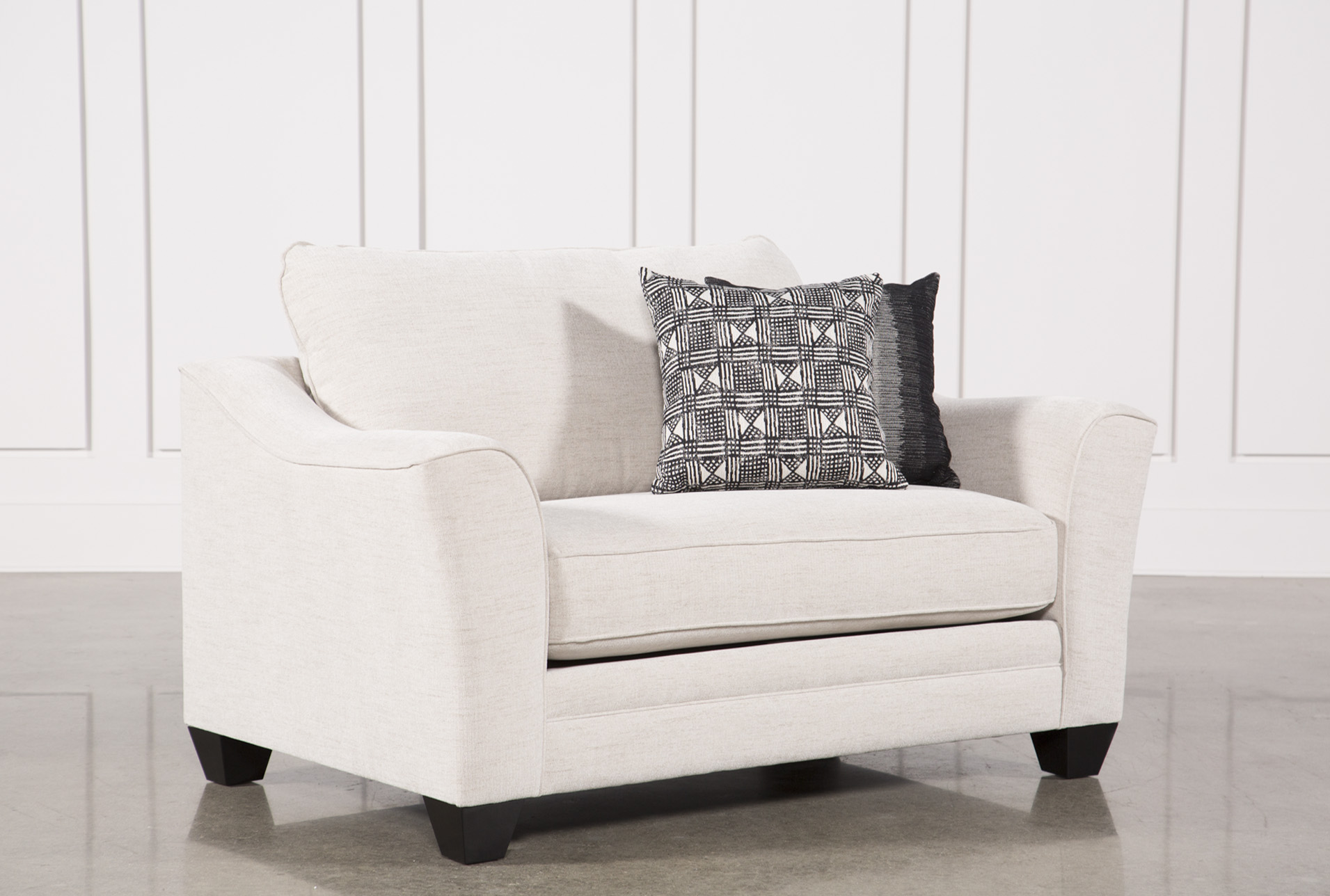 Mesa Foam Oversized Chair | Living Spaces