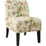 Few types of printed chairs