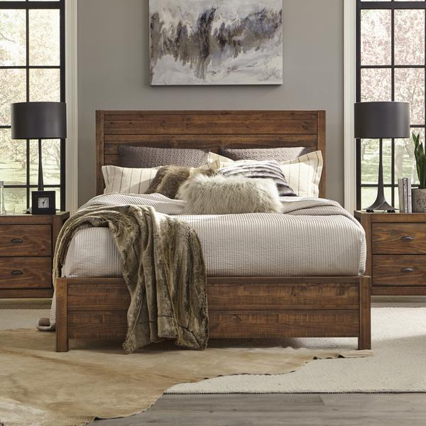Montauk QUEEN Size Solid Wood Bed u2013 Grain Wood Furniture