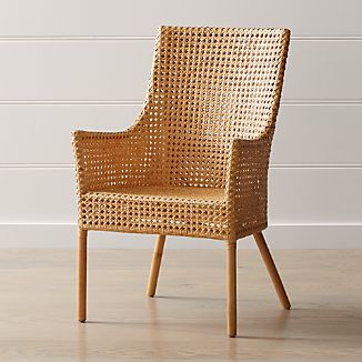Rattan Furniture | Crate and Barrel