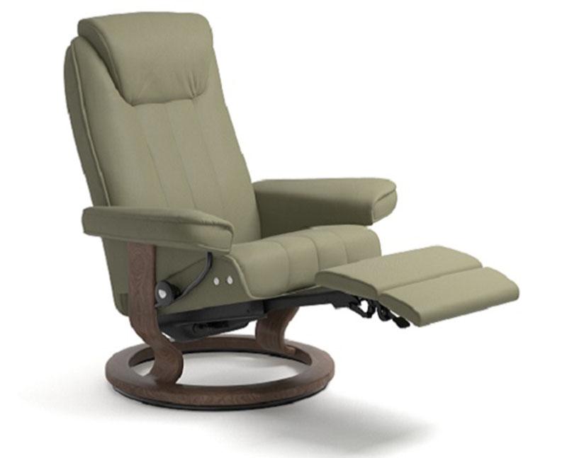 Stressless Bliss Power LegComfort Recliner