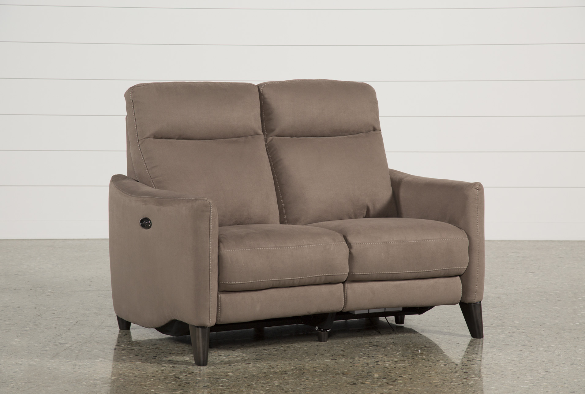 Melina Cocoa Power Reclining Loveseat W/Usb (Qty: 1) has been successfully  added to your Cart.