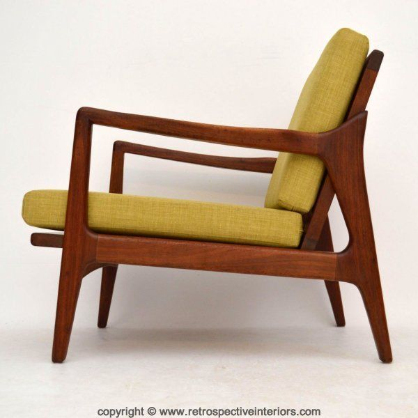 DANISH RETRO TEAK ARMCHAIR VINTAGE 1960's | CHAIRS STYLE | Pinterest