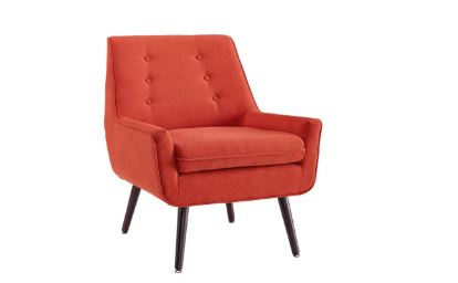 Retro Armchair Pimento | AM Party Rentals