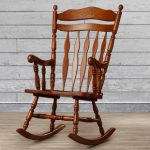 Different forms of a rocking   chair