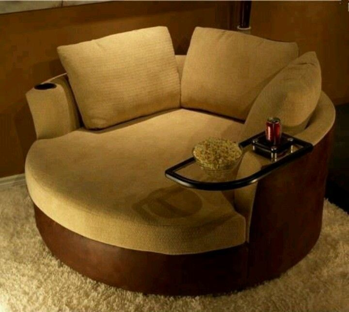 Comfort round sofa chair | For the Home | Cuddle couch, Home, Couch