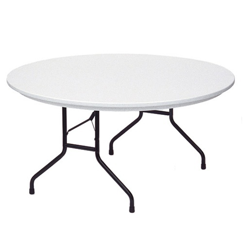 Correll R60 5-ft Plastic Round Folding Tables for sale at Classroom