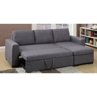 Sectional sofa with bed and its benefits - CareHomeDecor