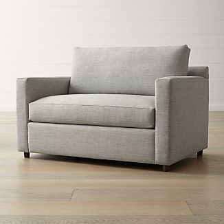 Sleeper Loveseats | Crate and Barrel