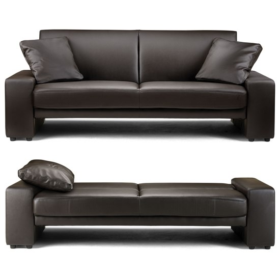 Small Leather Couch for Small Living Room | EVA Furniture