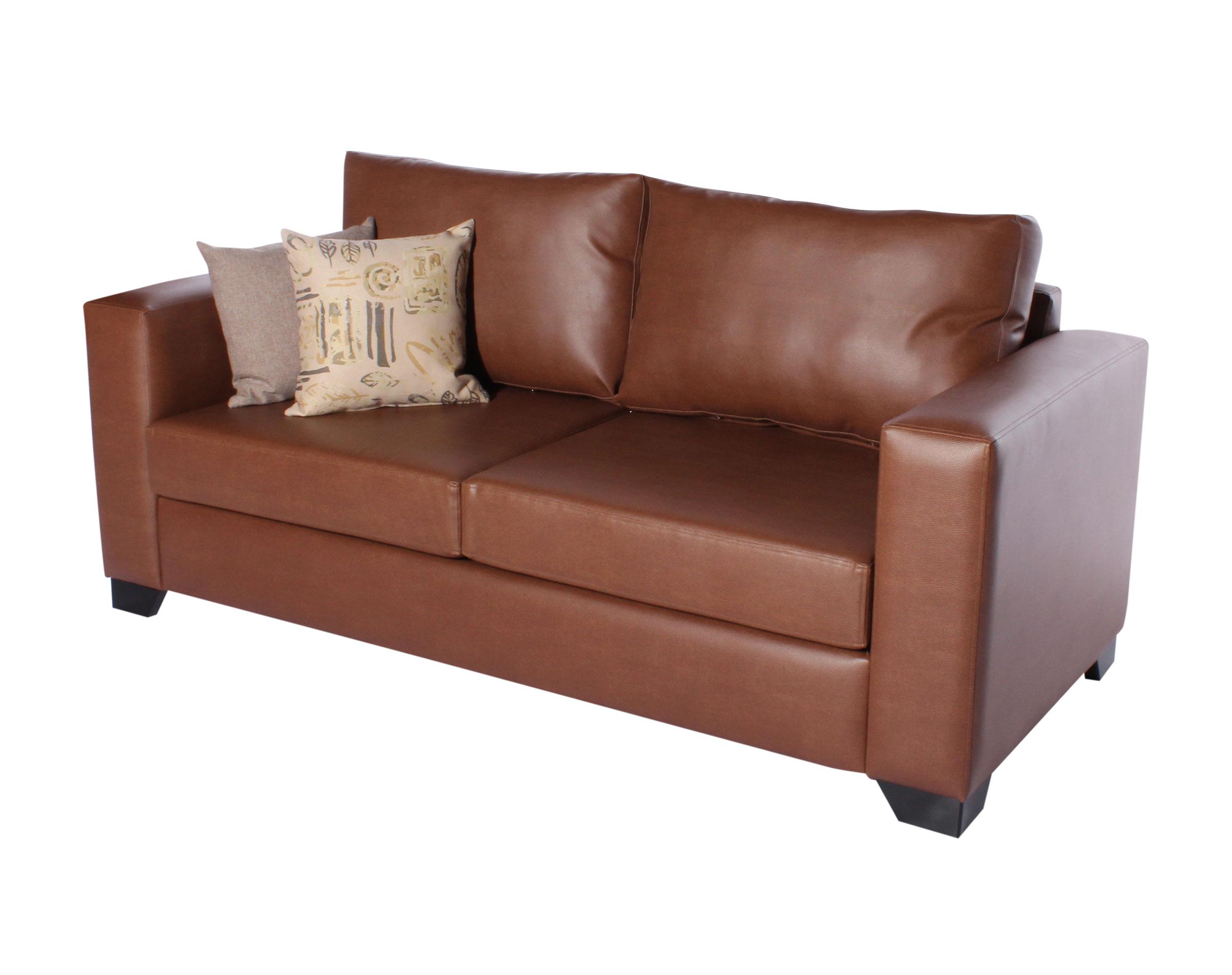 Sofa Cama Urban Cuero Envejecido 1