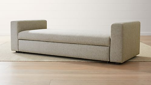 Sleeper Sofas: Twin, Full, Queen and King Sofa Beds | Crate and Barrel
