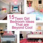 Four Basic Teen Girl's Bedroom   Ideas