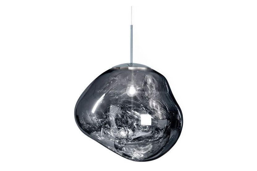Melt Pendant Light Blue by Tom Dixon | Clippings