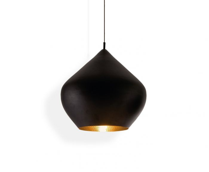 Beat Stout Black Pendant | Pendant Lights | Tom Dixon
