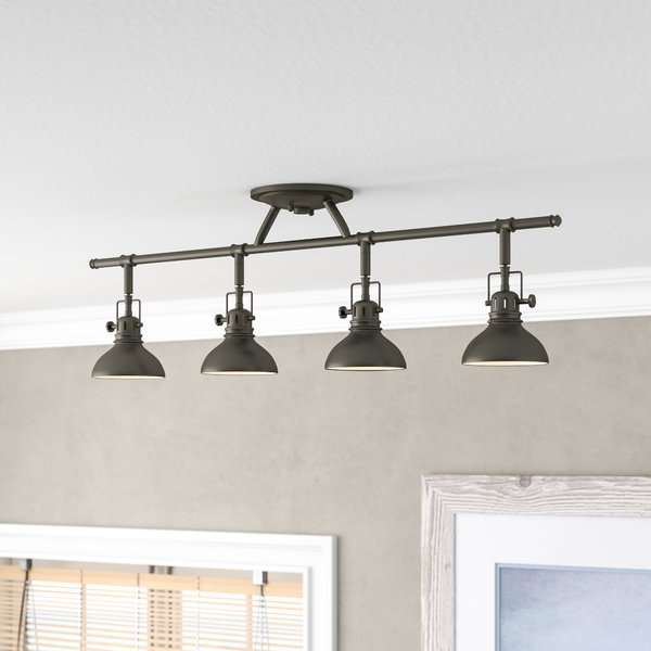 Track lighting common uses