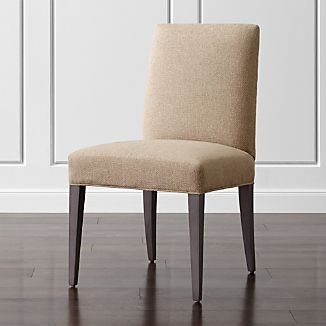 Upholstered Dining Chairs | Crate and Barrel