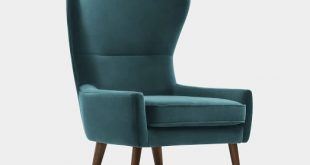 Erik Upholstered Wing Chair | west elm